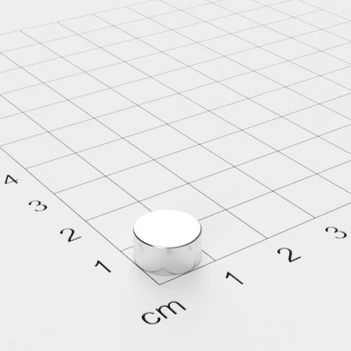 Scheibenmagnete Ø 10mm - 19mm