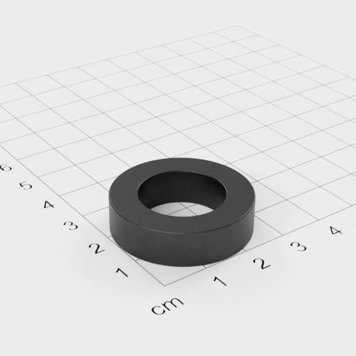 Ferrit Ringmagnet, 30x8mm mit 18mm Bohrung, Grade Y30