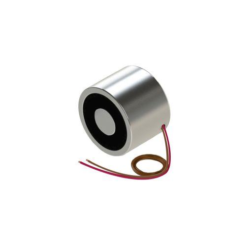 Permanentmagnet 55x36mm - Haftkraft 600N 120°C, mit 1m Kabel