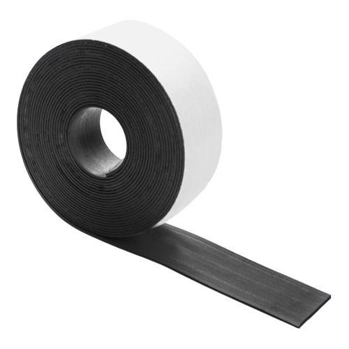 Magnetband - Selbstklebend - 1000mm lang zum Befestigen und Zuschneiden