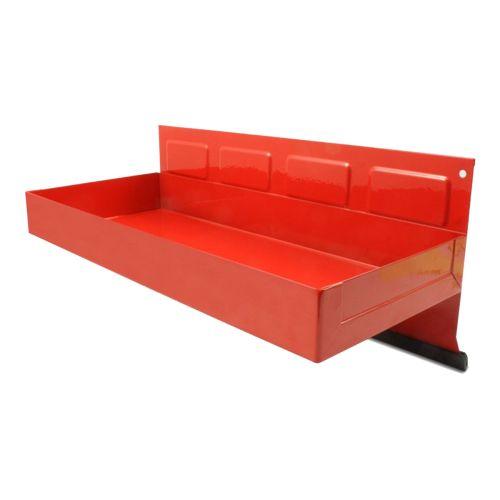 Magnetische Hängebox in Rot - 270mm