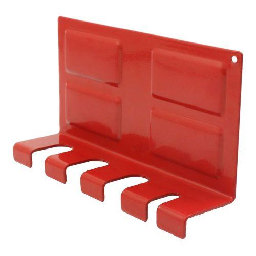 Magnetischer Hängewinkel in Rot - 145mm