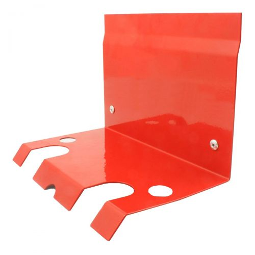 Magnetischer Hängewinkel in Rot - 205mm