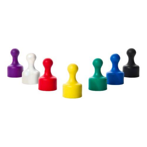 Spielfigur, Büromagnet 12x20 mm für Pinnwand