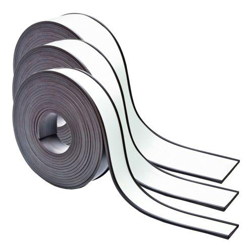 Magnetische Etikettenleiste, C - Profil inkl. Etiketten, 1 Meter